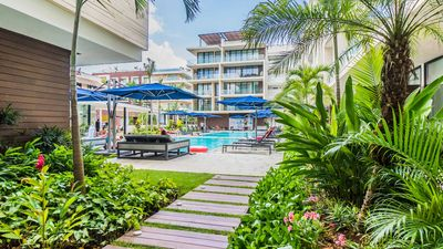 Photo for 2 Bedroom Home in Oceana by BRIC one block from the beach!