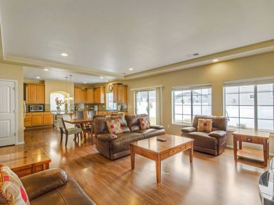 Photo for Large New Home Close to DIA! Sleeps 16!