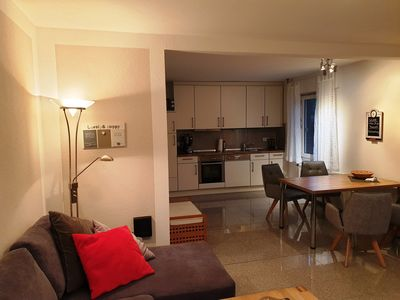 Photo for 5 ***** apartment on (cycling) trail, lake, forest, excl. Aussttg, very clean. NO,
