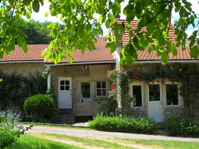Photo for little Burgundian house surrounded by forests,vineyards