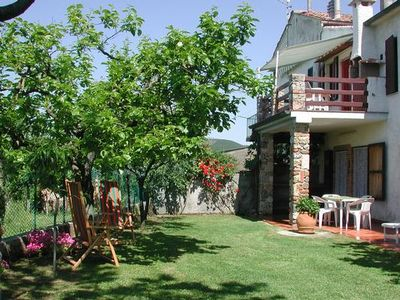 Photo for Holiday house Boccheggiano for 2 - 4 persons with 1 bedroom - Holiday house