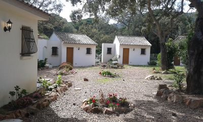 Photo for PALOMBAGGIA VILLA CLIMATISEE 4 PERS within 700 meters from the beach