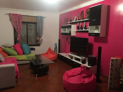 Photo for 2 bedrooms apartment, 20 min by train from Lisbon and 10 min from Sintra