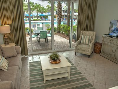 Photo for 109 Gulf - Ground Floor  -Just steps from the Beach!  June prices Reduced!!