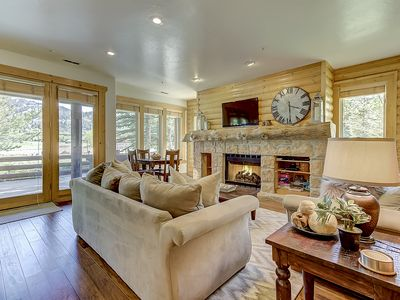 Photo for Cooper's Beautiful Chaparral 2 Bedroom, Moments from Deer Valley Slopes