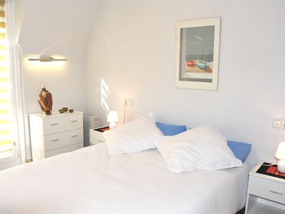 Photo for Apartment for 2 people to 200 m. the Concha beach