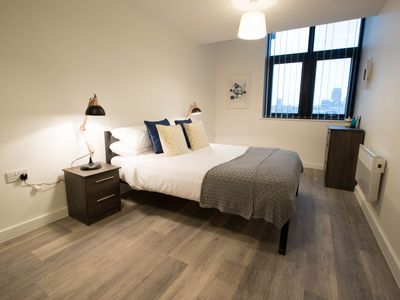 Photo for Blissful Apartment in Liverpool near Albert Dock