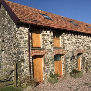 Photo for  Fabulous 2 bedroom cottage located in a smallholding near Exmoor and beaches