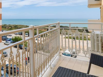 Photo for Beautiful apartment on the seafront