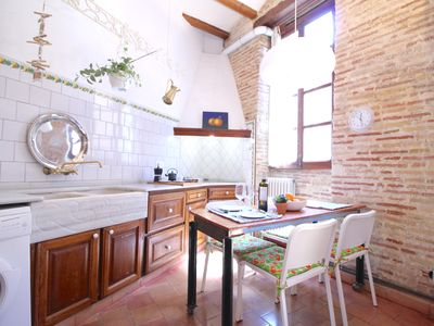 Photo for Classic Old Town city center apartment Valencia