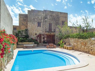 Photo for Traditional villa w/large private pool & BBQ