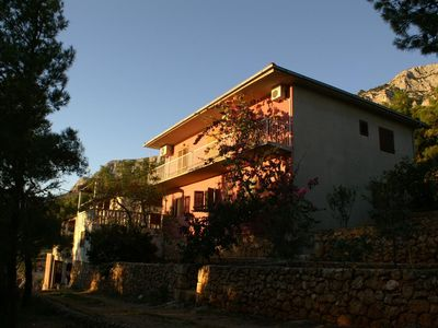 Photo for Apartment in Sveta Nedilja (Hvar), capacity 2+0