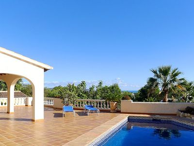 Photo for Vacation home Gavrena in Benissa - 4 persons, 2 bedrooms