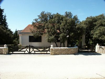 Photo for Apartment in Mandre (Pag), capacity 6+2