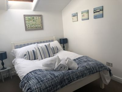Photo for Port Isaac Dog Friendly Apartment with Sea Views