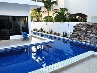 Photo for VILLA BOZENNA is a hidden paradise at residential zone of Rincon de Guyabitos