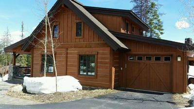 Photo for SPECTACULAR 4B/4BA CHALET WITH LAKE VIEWS AT TAMARACK RESORT
