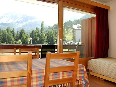 Photo for Apartment Rosablanche C22 in Siviez-Nendaz - 2 persons, 1 bedrooms