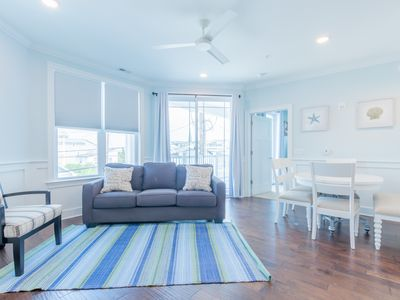 Photo for Absolutely Charming ~ 3 BR / 3 BA Bay Block Luxury Condo