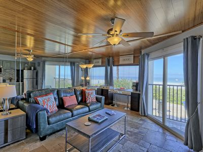 Photo for Coral Cove 110 a True Beachfront, 1BD Condo, Perfect for Couples and Small Families