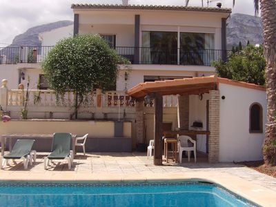 Photo for Spacious Nuestro Mundo apartment in Dénia with WiFi.