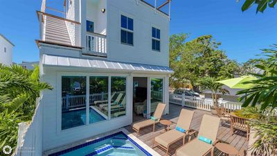 **DANCE OF THE BUTTERFLIES @ SOUTHERNMOST** New Home + Pool + LAST KEY SERVICES.