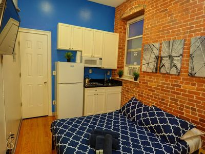 Photo for The Lovely Suite - One Bedroom Apartment, Sleeps 2