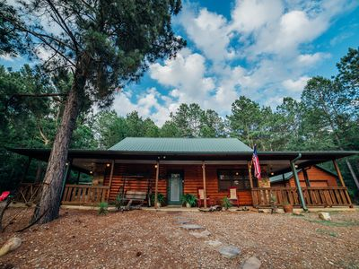 Photo for Charming place to spend the perfect weekend in the Kiamichi Mountains!