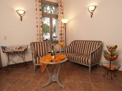 Photo for Villa Elbflorenz 2 room app. 4 - (breeze) Villa Elbflorenz