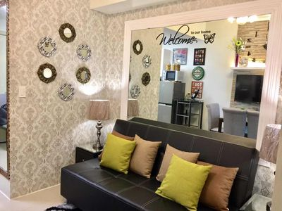Photo for NEW!! Luxurious Cozy Gateaway at Makati