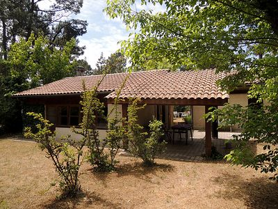 Photo for Vacation home Club de la Voile  in Lacanau - Lac, Gironde - 8 persons, 4 bedrooms
