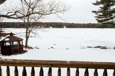 Mohican Lake (Frozen) *Please watch our video*