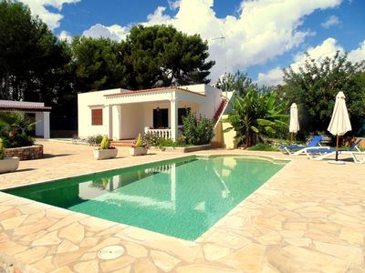 Photo for House with pool 200 meters from the beach
