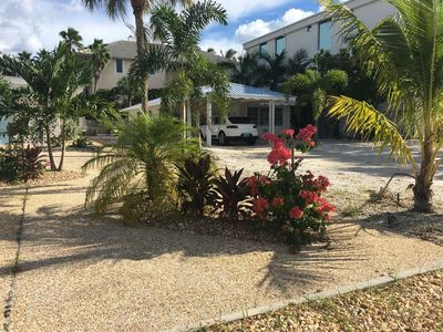 One of the few original Florida beach cottages, Flamingo cottage is a haven!