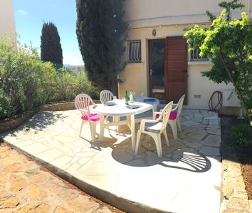 Photo for Nice T3, possibility T4, in duplex, seen sea, terrace, parking
