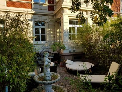 Photo for Luxury apartment with dream terrace in the city center of Freiburg