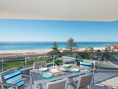 Photo for ICONIC UNIT 704 - BRAND NEW LUXURY BEACHFRONT APARTMENT ON KIRRA BEACH IN COOLANGATTA