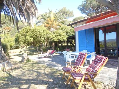 Photo for House with sea views, an oasis yet central, large enclosed garden, wireless internet