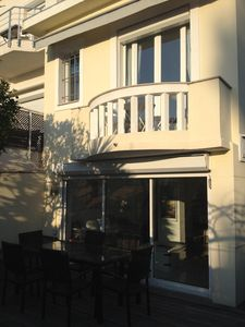 Photo for House in Nice Port with Private Garden, Sun Deck and Jacuzzi