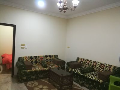 Photo for Pyramids view apartment 3bedrooms