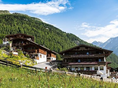 Photo for House in Soelden with Parking, Internet, Washing machine, Terrace (30187)