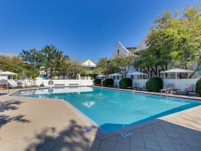 Photo for Amazing home w/ a carriage house, shared pool, & tennis - close to beach