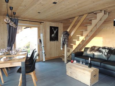 Photo for Chalet Socali 6 people Le Grand Bornand