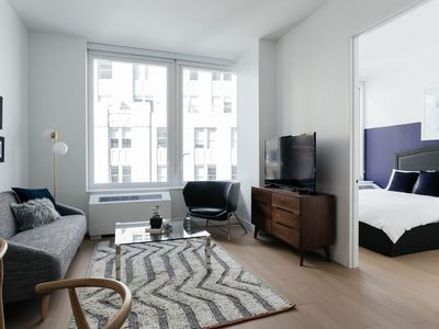 Photo for Sonder   180 Water   Stunning 1BR + Rooftop