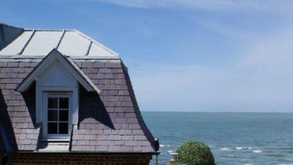 Peaceful accommodation, close to the sea , Villerville, Basse-Normandie