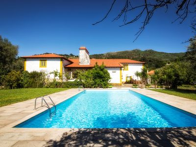 Photo for 5 bedrooms villa with private pool