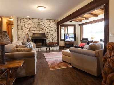 Photo for Hood View - Perfect Modern Cabin Getaway, Updated, Gorgeous Hood Views!
