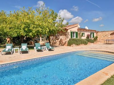 Photo for 2 bedroom Villa, sleeps 4 in Calonge with Pool, Air Con and WiFi