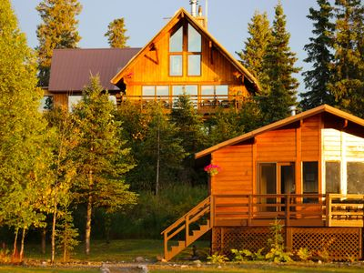 Photo for Chelatna Lake Lodge: Fly-Fishing Experience