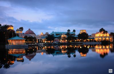 Photo for Disney's Saratoga Springs - Prime Vacation Time - 1 BDRM/1 BA Sleeps 4